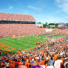 Football Tickets Continue At Record Pace Clemson Tigers