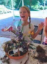 create a fairy garden with anna holmes