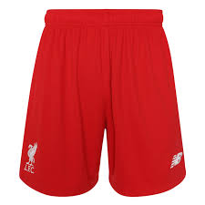 Boys Fan Shirts <b>Liverpool FC</b> Short Sleeve Polyester Boys Football ...