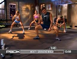 p90x legs and back grouch walk