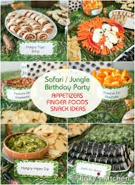 Bargain Party Decorations Safari Jungle Themed First Birthday Party Cheap Party Supplies