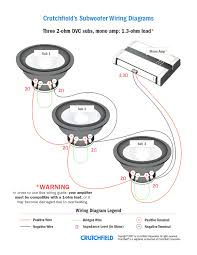 sonic electronix wiring diagram & subwoofer wiring s Wiring 4 Ohm Sub to 8 Ohm subwoofer wiring diagrams sonic electronix noticeable subwoofer wiring diagrams dual voice coil ford 4r100 at