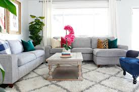 Makeover Living Room Prescott View Home Reno Living Room Makeover Classy Clutter