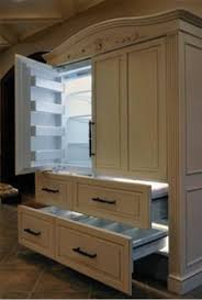 refrigerator that looks like a cabinet.  That Fridge That Looks Like Cabinets On Refrigerator That Looks Like A Cabinet R