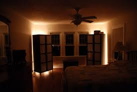 set up cheap ambient lighting with rope lights ambient room lighting