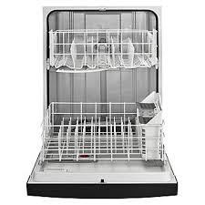 kenmore dishwasher inside. kenmore 13803 dishwasher with grey tub/heated dry - stainless steel exterior plastic interior tub at 56 dba inside g