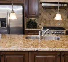 Kitchens With Giallo Ornamental Granite Giallo Ornamental Granite Countertops For Your Kitchen Interior Design