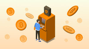 The basics of how bitcoin atms work Wtf Does A Bitcoin Atm Do Hacker Noon