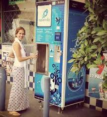 Bulk Water Vending Machines Inspiration Aguavida Puts Contemporary Spin On Bulk Water Vending Articles