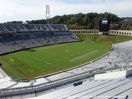 Scott Stadium View From Upper Level 513 Vivid Seats