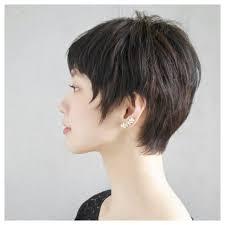 可愛いも美人も作れる黒髪ストレートのショートヘアカタログmarble