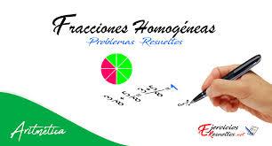 aprende a sumar y restar fracciones géneas fácilmente