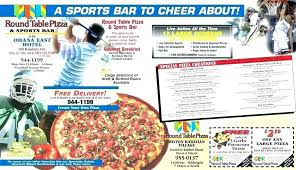 s for round table pizza round table pizza specials view and print s for your favorite