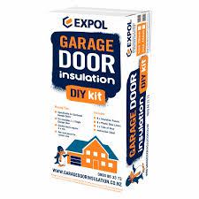 expol garage door insulation 28mm white