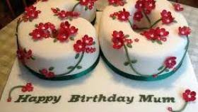 Mums Birthday Cake Designs All About Hockey