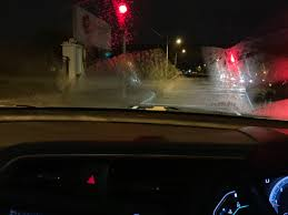 Condensation In Outside Lights Condensation On Exterior Front Windscreen 2016 Honda
