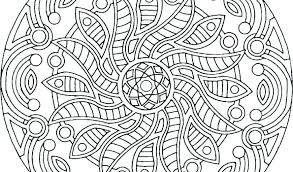 Free Printable Mandala Coloring Pages For Adults Unique Free Mandala