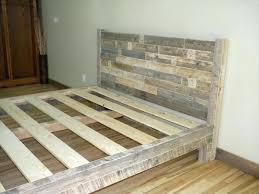 king size pallet bed pallet bed frame diy pallet bed frame ideas diy king size pallet bed