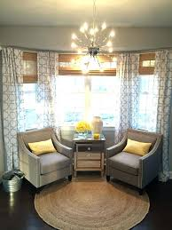 how to decorate bay windows window decorating ideas you can look roman shades in with curtains