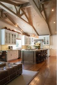 vaulted ceiling kitchen lighting. Kitchen: Gorgeous Kitchen Best 25 Vaulted Ceiling Ideas On Pinterest With In Lighting From
