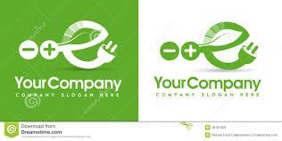 Eco Energy Logo Stock Illustration Illustration Of Drawing 40191050