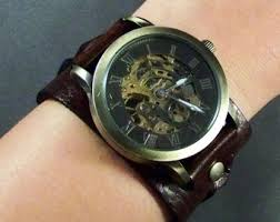 mens watch leather leather watch steampunk watch men mechanical watch mens watch women watches skeleton watch men mens wrist watch mens watch leather gifts