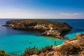 Isola Di Lampedusa Sicilia