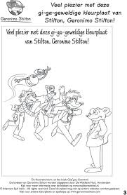 Geef Gas Geronimo Tekst Geronimo Stilton Illustraties Giuseppe