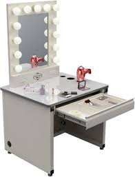 fanciful lights table designs along for image along with vanity table as wells as lighted makeup