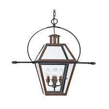 quoizel rue de royal outdoor chandelier