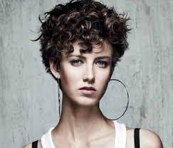 Modèle De Coiffure Cheveux Courts Bouclés Fashionsneakersclub