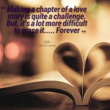 Quotes from Jonathan Adrian: Making a chapter of a love story is ...