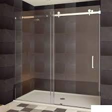 bathroom toughened glass glass door bathroom with glass door cabinet