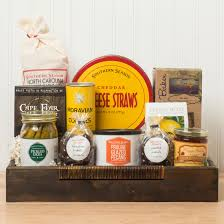 southern hostess gift basket
