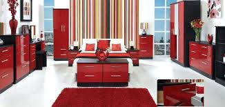 red and black furniture sets – itricka.info