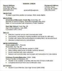 There are five types of resume introductions. 10 Sample Job Resumes Templates Pdf Doc Free Premium Templates