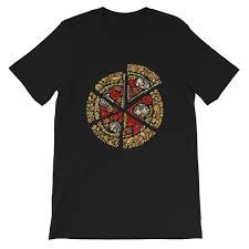 Pizza Shirt Designs Pizza Unisex Premium T Shirt