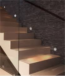 staircase led lighting. recessed wall led step light in two designs staircase led lighting g