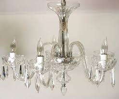 5 arm chandelier carina by waterford