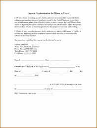 Notarized Letter Beautiful Notarized Letter Template For Child Travel JOSHHUTCHERSON 6