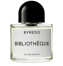 Women's <b>Bibliothèque Eau de</b> parfum 50 ml   <b>BYREDO</b>   24S