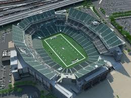 Eagles Seating Chart Philadelphia Eagles Virtual Venue Iomedia In Lincoln