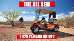 Yamaha Golf Carts Unveils Brand New Factory Colors For 2020