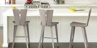 modern wood counter stools. Wonderful Stools Modern Wooden Counter U0026 Bar Stools  Vermont Woods Studios And Wood A