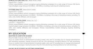 73 Resume Online Good Resumer Example
