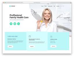 27 Best Medical Website Templates 2019 Colorlib