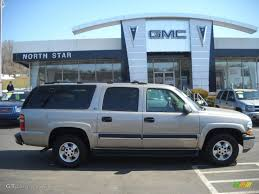 2002 Light Pewter Metallic Chevrolet Suburban 1500 #26778156 ...