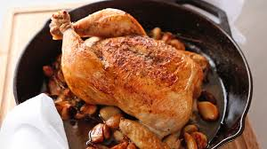 Chicken With 40 Cloves Of Garlic Cooking Light Chicken With 40 Cloves Of Garlic
