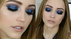 glittery new years eve makeup tutorial you