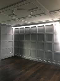 shaker wall panels with ceiling wall